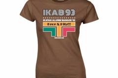 T-Shirt-IKAB93-Retro-Cewe-chestnut