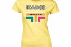 T-Shirt-IKAB93-Retro-Cewe-daisy