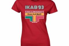 T-Shirt-IKAB93-Retro-Cewe-red