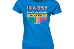 T-Shirt-IKAB93-Retro-Cewe-saphire