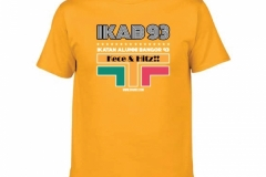 T-Shirt-IKAB93-Retro-gold