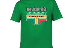 T-Shirt-IKAB93-Retro-irish-green