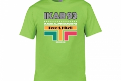 T-Shirt-IKAB93-Retro-lime