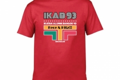 T-Shirt-IKAB93-Retro-red