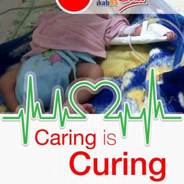 IKAB Cares for Ade Azzam