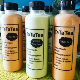 Thai Tea – by Tammy M Dayu