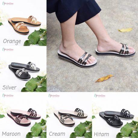 Lilie sandal by isrin isran