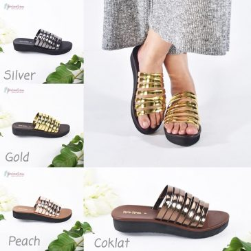 "Manohara Sandal ""Handmade by Isrin Isran"" – by Suci Nurcahyanto"