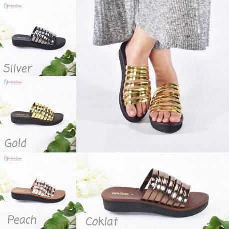Manohara sandal by isrin isran