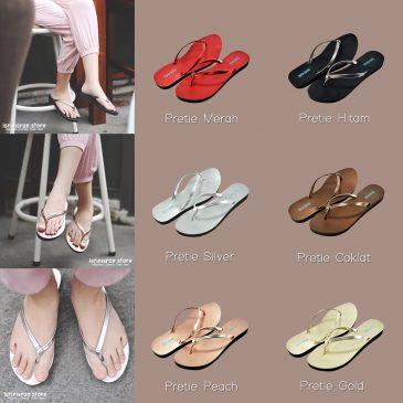 "Pretie Sandal ""Handmade by Isrin Isran"" – by Suci Nurcahyanto"