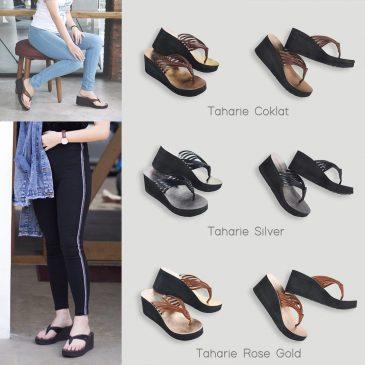 "Taharie Sandal ""Handmade by Isrin Isran"" – by Suci Nurcahyanto"