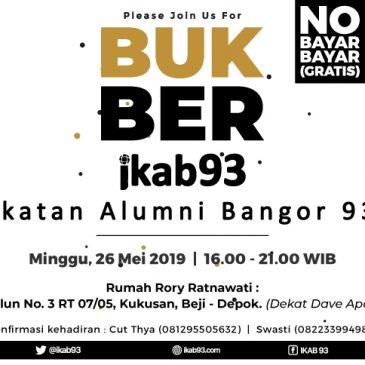 Bukber IKAB 2019